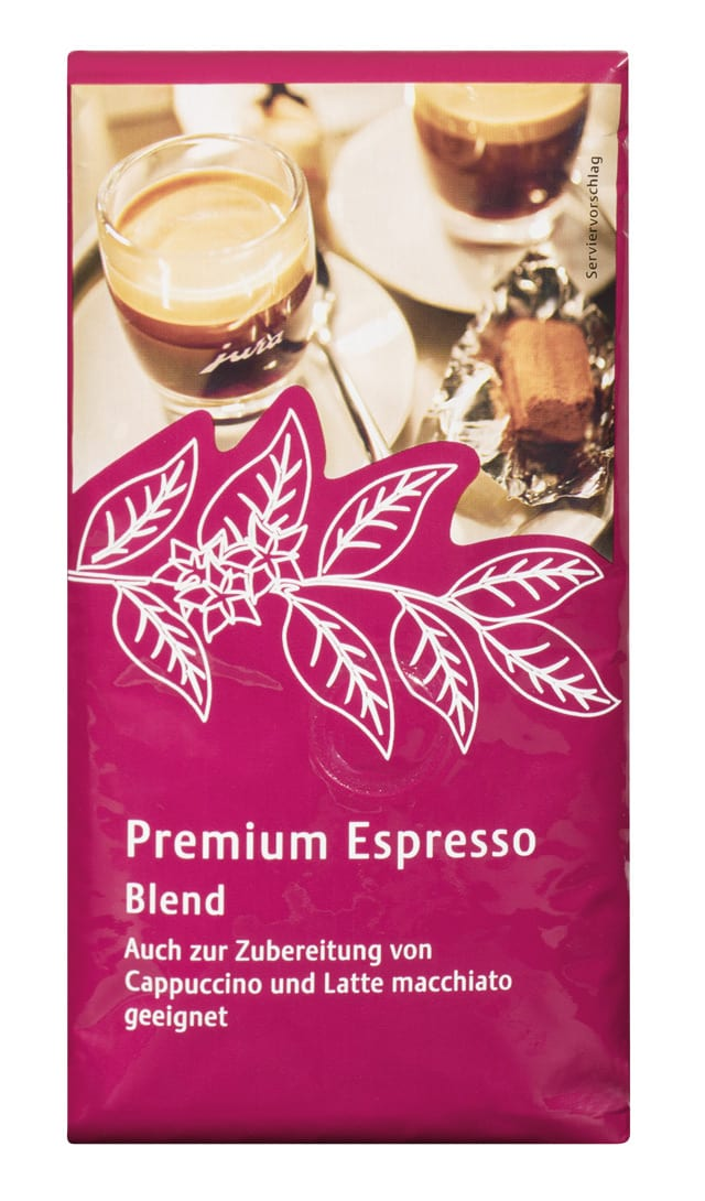 Jura Kaffee Espresso Blend