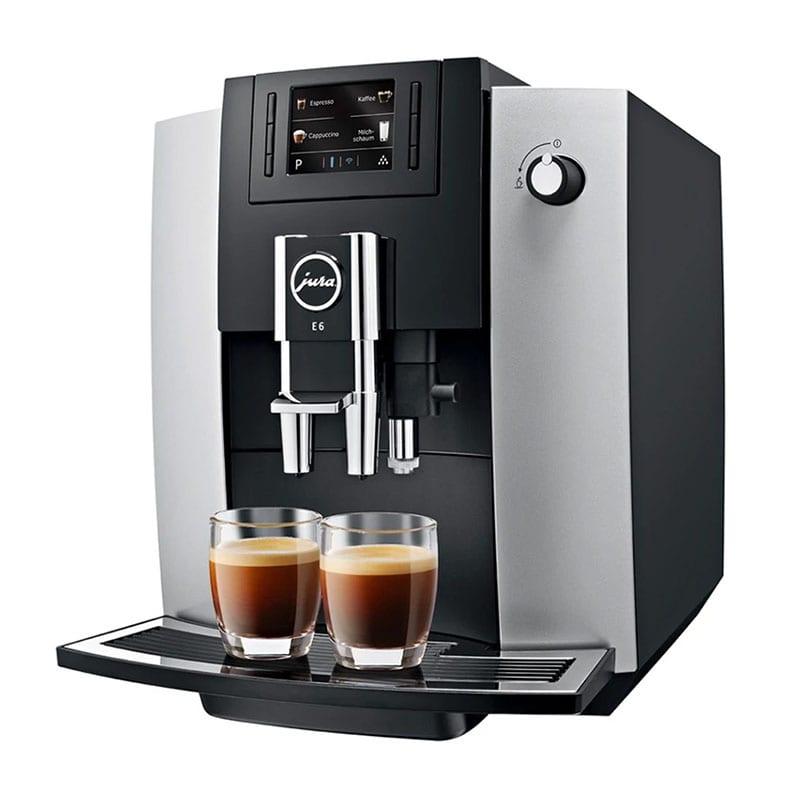 Kaffemaschine Jura E6