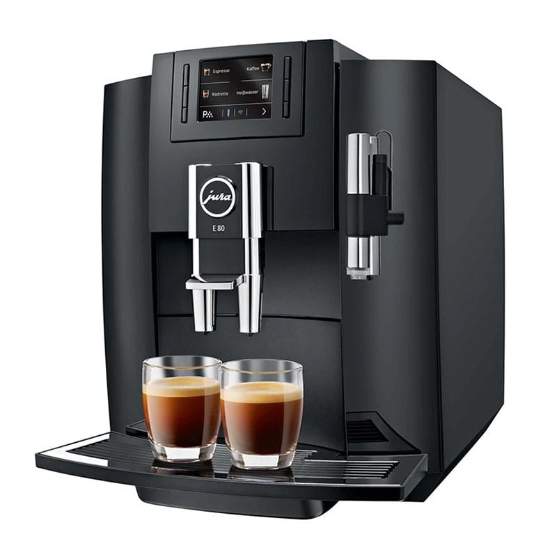 Kaffemaschine Jura E80