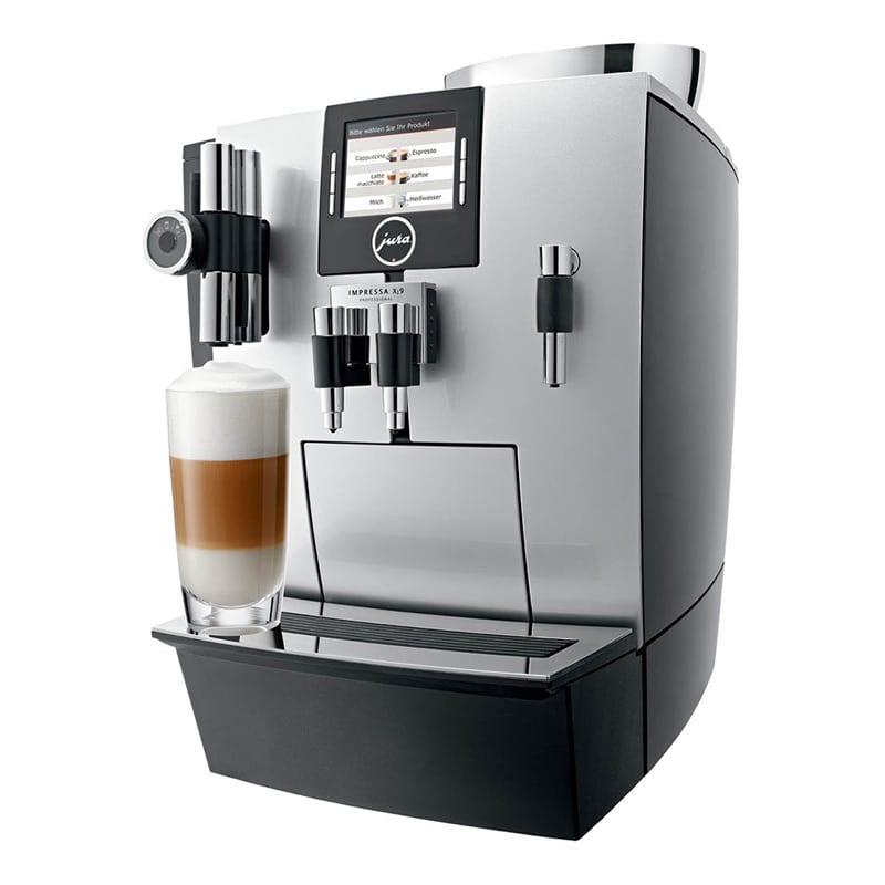 Kaffemaschine Jura impressa XJ9